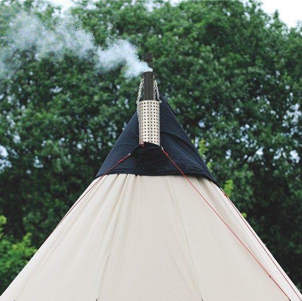 & Robens Kiowa Tent - A Stunning Quality Tipi Style Tent